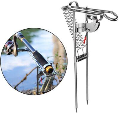 suport lanseta pescuit cu arc